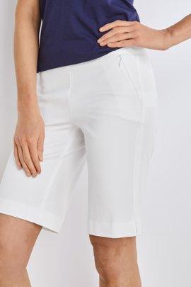 Superla Stretch Pull-On Shorts