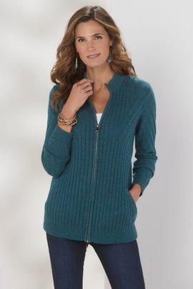 Vieux Carre Sweater Jacket