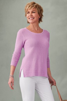 Arbor Rib Sweater Tee