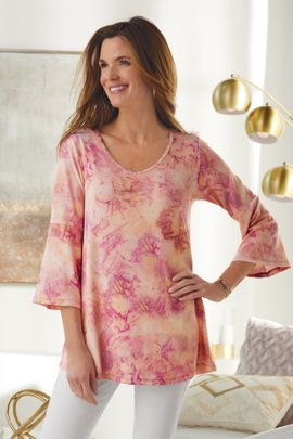 Harbor Trace Sublimation Top