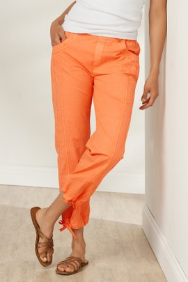 Everything Under the Sun Crop Cargo Pants