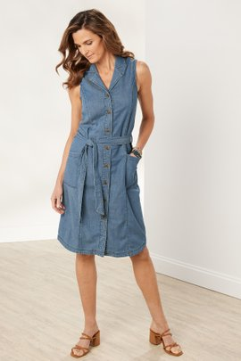 High Point Shirtdress