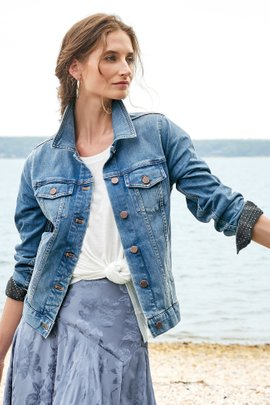 The Ultimate Denim Jacket