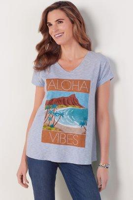 Aloha Vibes Tee