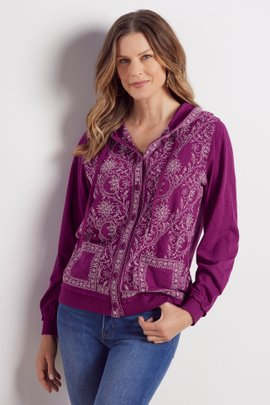 Bree Embroidered Jacket