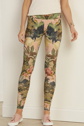 Superslim Canyon Rose Leggings