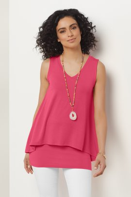Indaveer Sleeveless Top