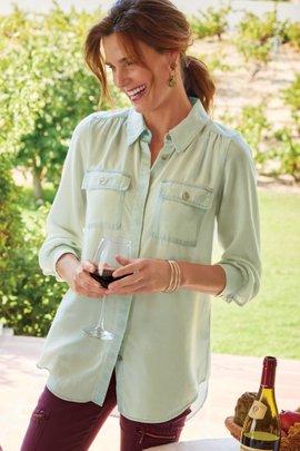 Indira Tunic Shirt