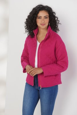 Realms Quilted Jacket