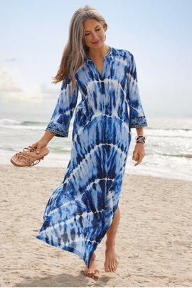 Sea Sprite Dress & Slip