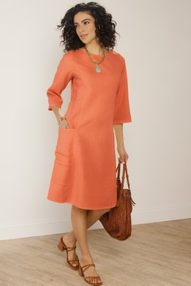 Carpe Diem Gauze Dress