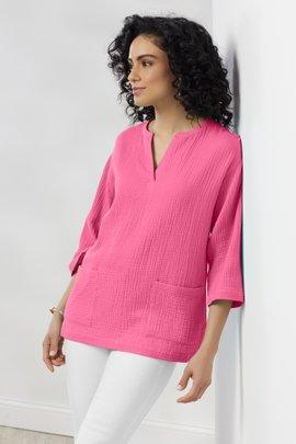 Araza Gauze Shirt