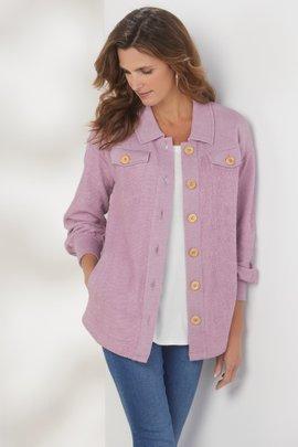 Beech Shirt Jacket