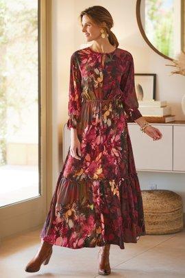 Natural Romance Dress