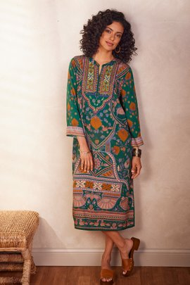 Raj Tunic Dress
