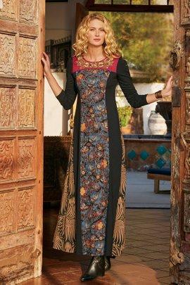Icon Sultana Dress