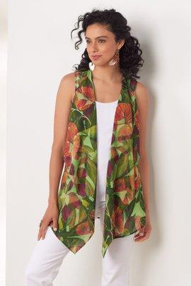 Botanical Bliss Vest
