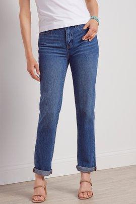 The Ultimate Denim Vintage Girlfriend Jeans