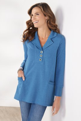 Golden Age Pullover Tunic