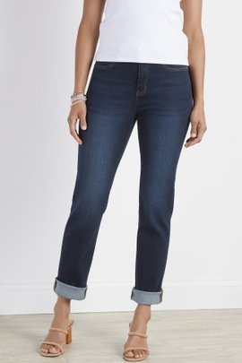 Supremely Soft Girlfriend Jeans