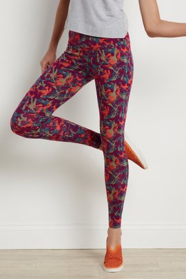 Must-Have Abstract Leggings