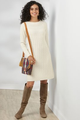 Cabin Creek Sweater Dress