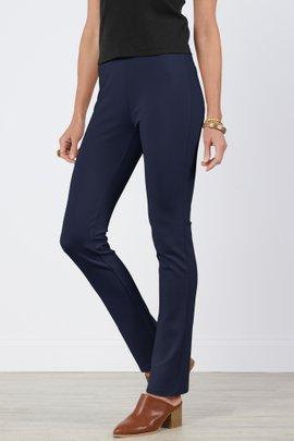 Perfect Ponte Straight Leg Pants