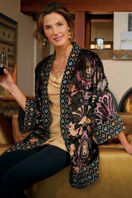 Folkloric Kimono