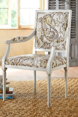 Napoleon Square Back Armchair