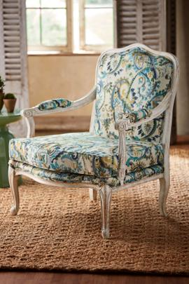 Tremezzo Upholstered Bergere Chair