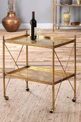 Savoy Bar Cart