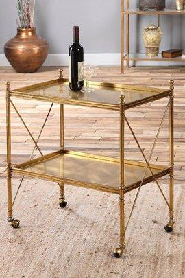 Savoy Bar Cart