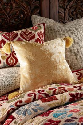 Alyssa Velvet Square Pillow