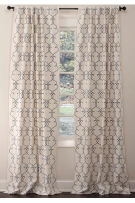 Porte de Fer Custom Length Drapery Panel