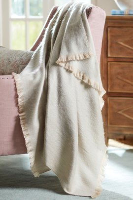 Rimini Alpaca Throw