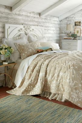 Wild Flower Coverlet
