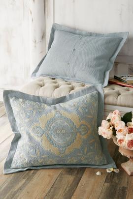 La Fleur Tapestry Bed Sham