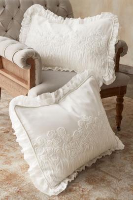Villandry Floral Bed Sham