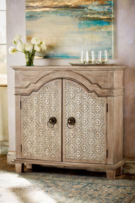 Medina Two-Door Cabinet