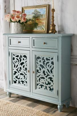 Vitigno Two-Drawer Cabinet