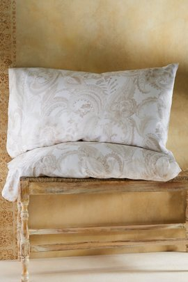 Blissful Bamboo Paisley Extra Pillowcase Pair