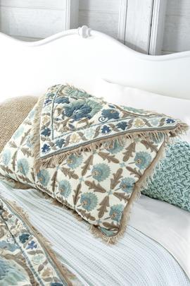 Jardin Maroc Bed Sham