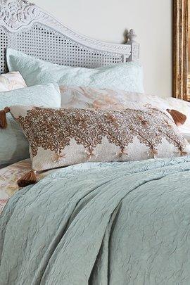 Sabrina Embellished Pillow