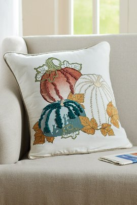 Fall Harvest Pillow