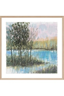 Sierra Grove Framed Art