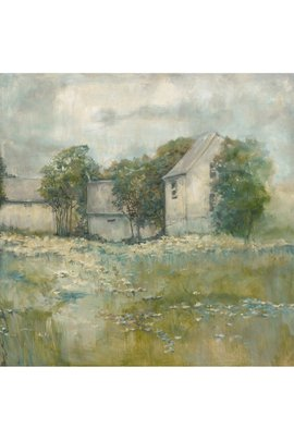 House in the Meadow Giclée