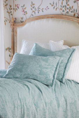 Anessa Chenille Bed Sham