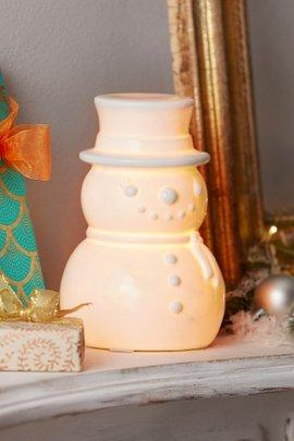 Snowman Accent Lamp