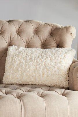Lewes Shag Lumbar Pillow