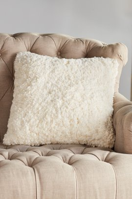 Lewes Shag Square Pillow